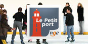 Patinoire Petit Port
